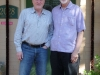 with Matt Cranitch at home 2012