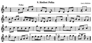 9. Hotfoot Polka