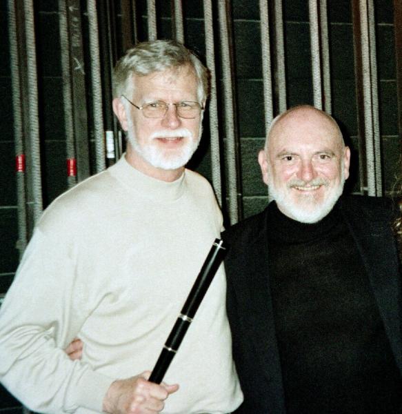 Larry & Matt 2002