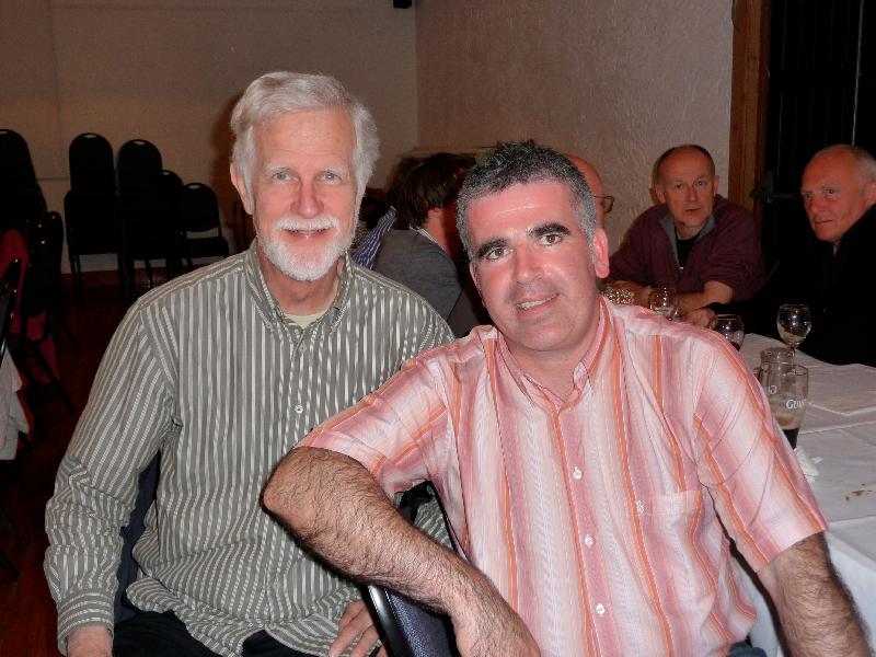 Larry & John Wynne 2011